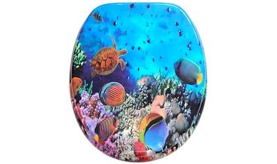 Sanilo WC-Sitz »Ocean« kaufen