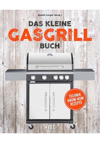 Buch »Das kleine Gasgrill-Buch / Rudolf Jaeger« kaufen