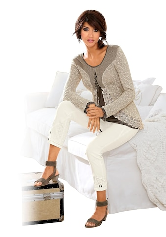 Lady Pullover mit Ajourmuster kaufen