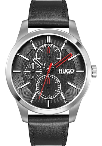 HUGO Multifunktionsuhr »#REAL, 1530153« kaufen