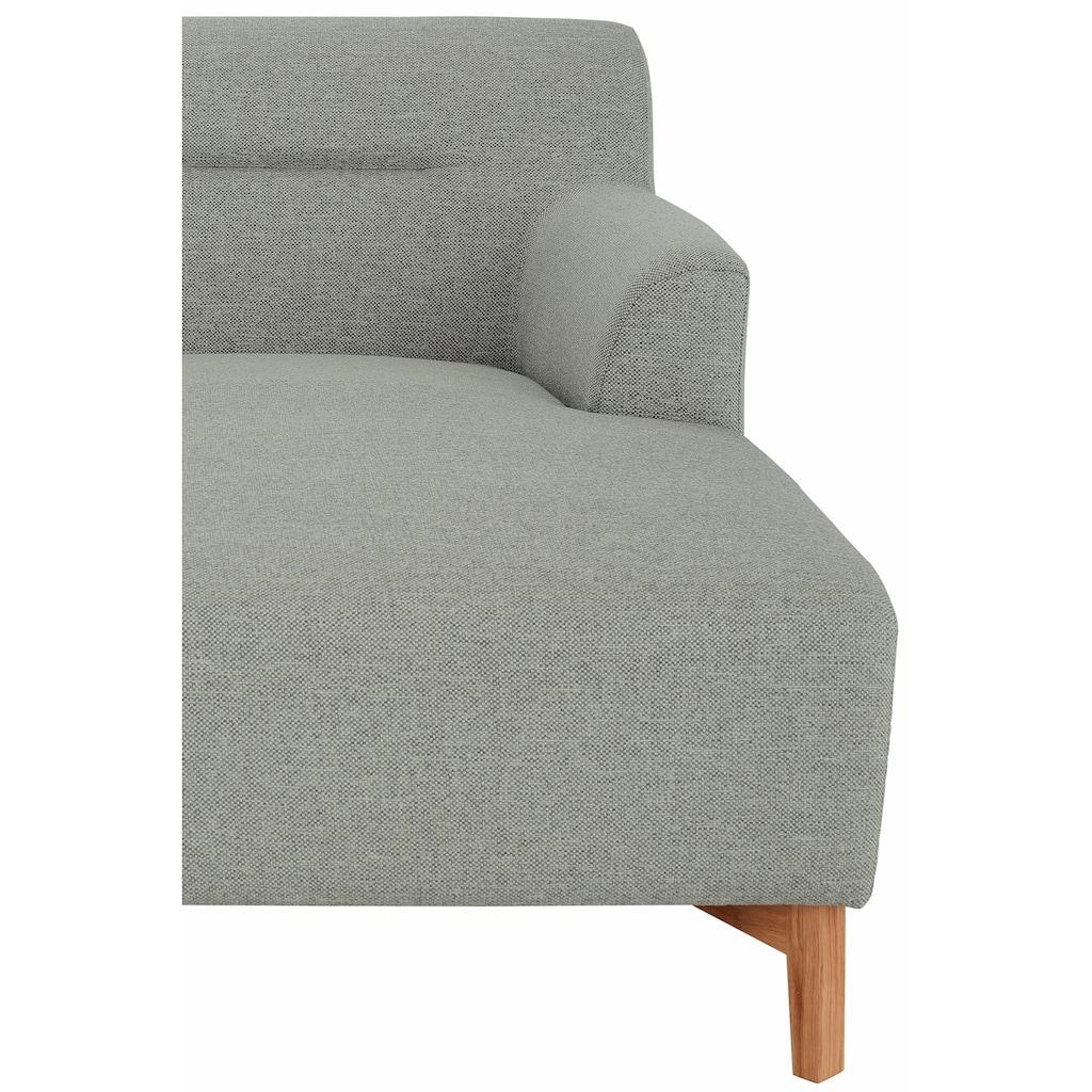 andas Wohnlandschaft »Kiruna«, bequemer Sitzkomfort