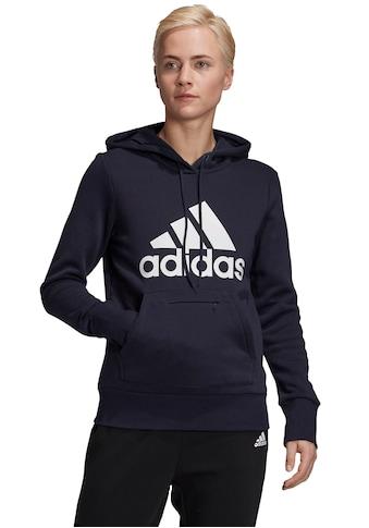 adidas Performance Hoodie »BADGE OF SPORT PULLOVER FLEECE« kaufen