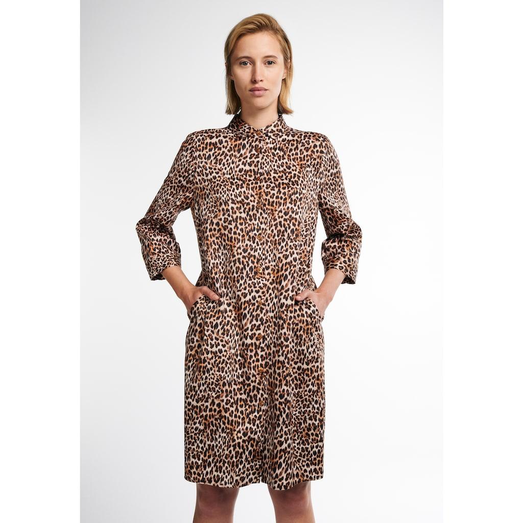 Eterna Blusenkleid »MODERN CLASSIC«, Dreiviertelarm