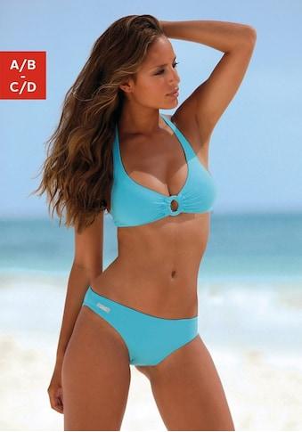 Venice Beach Triangel-Bikini, mit Zierring zwischen den Cups kaufen