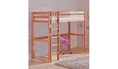 Relita Hochbett »Toli«, mit Rolllattenrost, umbaufähig zum Einzelbett kaufen
