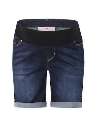 Bellybutton Umstandsjeans, Jeansshorts kaufen
