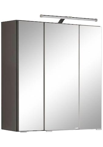 HELD MÖBEL Badezimmerspiegelschrank »Avignon 3D - SPS 60« kaufen