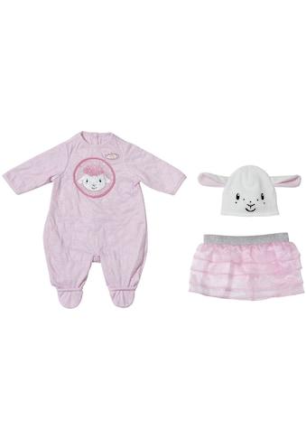 Baby Annabell Puppenkleidung »Deluxe Glitzer Set«, (Set, 3 tlg.) kaufen