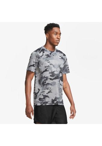 Nike Trainingsshirt »Dry Tee Leg Camo Aop« kaufen