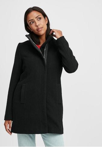 OXMO Wollmantel »Wolke«, Mantel mit hohem Kragen kaufen