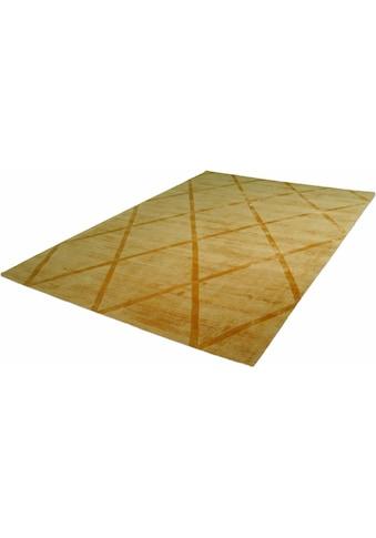 Kayoom Teppich »Luxury 210«, rechteckig, 13 mm Höhe, Wohnzimmer kaufen