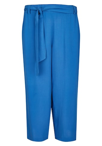 VIA APPIA Elegante Culotte mit separatem Gürtel kaufen