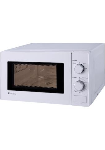 NABO Mikrowelle »NABO MWU 2010«, 700 W kaufen