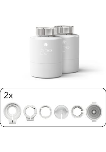 Tado Smartes Heizkörperthermostat »Smartes Heizkörper Thermostat - Duo Pack,... kaufen