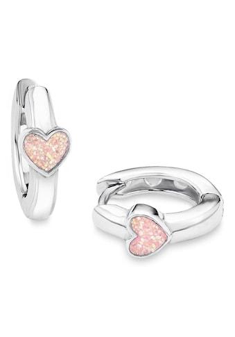 Prinzessin Lillifee Paar Creolen »Herzen, 9049219« kaufen