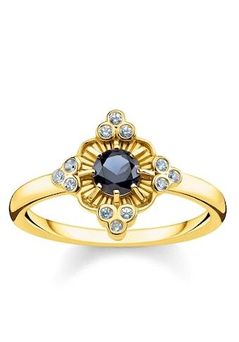 THOMAS SABO Fingerring »Royalty gold, TR2221-960-7-48, 50, 52, 54, 56, 58, 60«, mit... kaufen