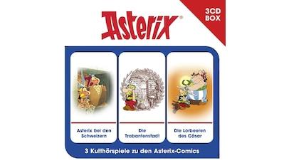 Musik-CD »3-CD Hörspielbox Vol.6 / Asterix« kaufen