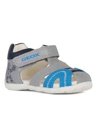 Geox Kids Lauflernschuh »ELTHAN BOY«, mit gepolstertem Schaftrand kaufen