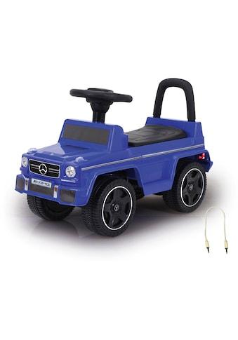Jamara Rutscherauto »JAMARA KIDS Mercedes-Benz AMG G63, blau« kaufen