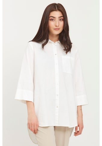 b.young Kurzarmbluse »b.young Damen Bluse Kurzarm«, Blusenshirt kaufen