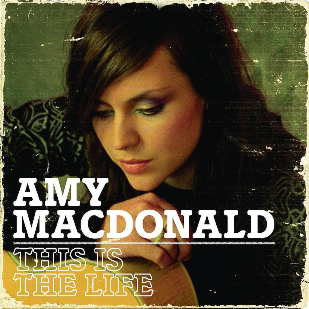 Musik-CD »THIS IS THE LIFE / Macdonald,Amy«