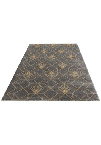 Leonique Teppich »Nana«, rechteckig, 12 mm Höhe, Wohnzimmer kaufen
