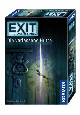 Kosmos Spiel »Exit Das Spiel, Die verlassene Hütte«, Made in Germany kaufen
