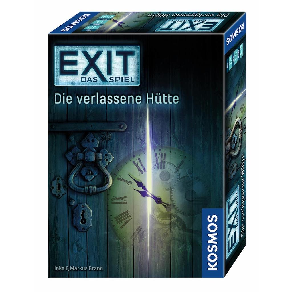 Kosmos Spiel »Exit Das Spiel, Die verlassene Hütte«, Made in Germany
