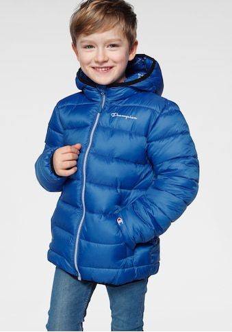 Champion Winterjacke »HOODED JACKET« kaufen