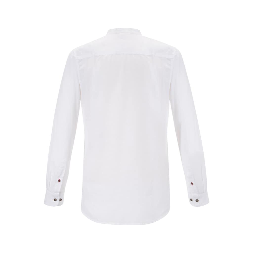 Andreas Gabalier Kollektion Trachtenhemd im Hirtenhemd-Look