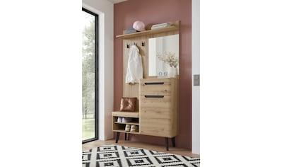 my home Garderobenschrank »Torge«, im schönen Scandi Look kaufen