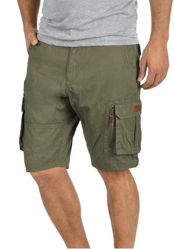 Blend Cargoshorts »Gaara«, kurze Hose mit zusätzlicher Reißverschlusstasche kaufen