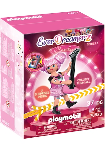 Playmobil® Konstruktions-Spielset »Rosalee - Music World (70580), EverDreamerz«, Made in Europe kaufen