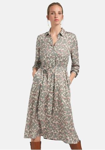 Uta Raasch Abendkleid »Jersey-Kleid«, mit Umlegekragen kaufen