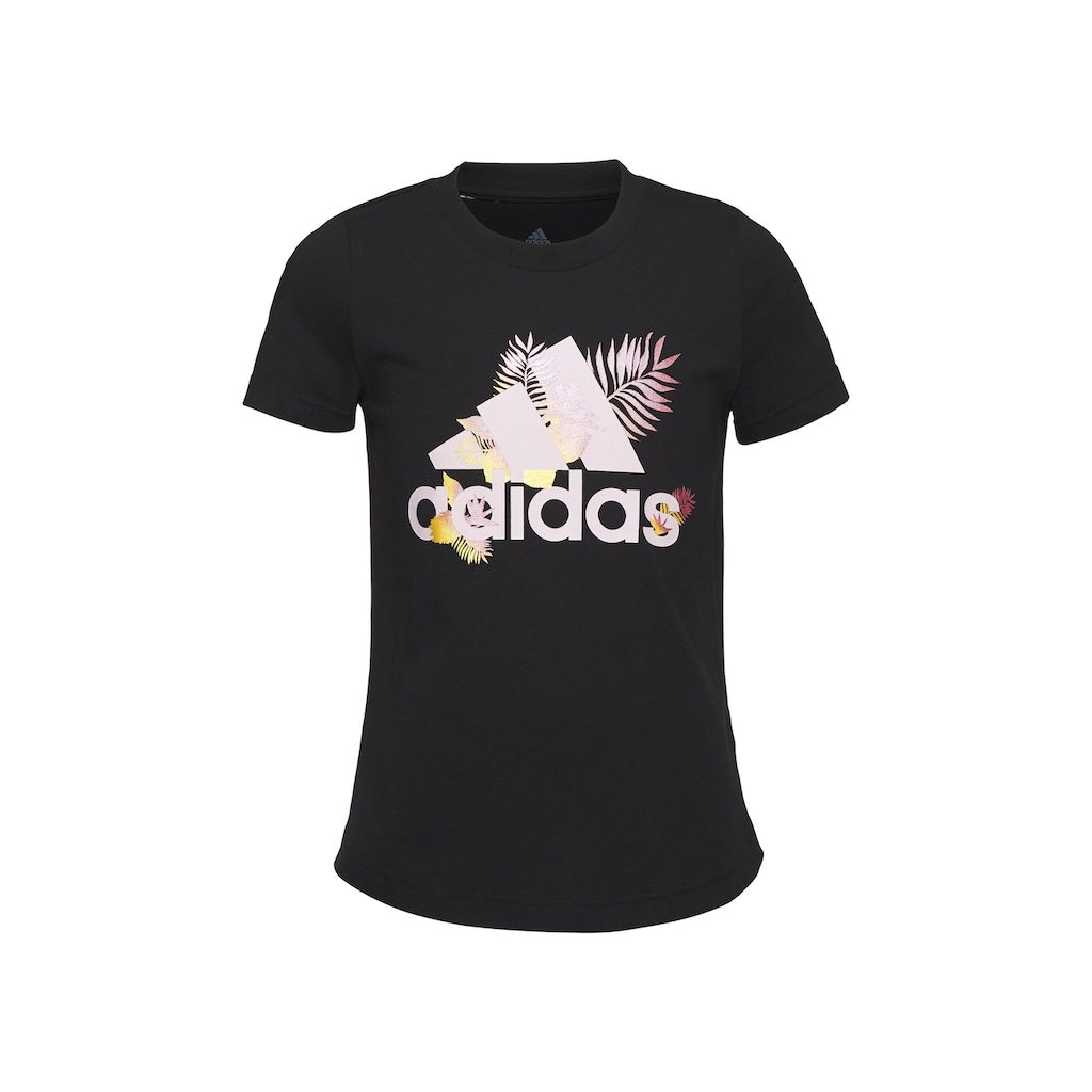 adidas Performance T-Shirt »TROPICAL SPORTS GRAPHIC«