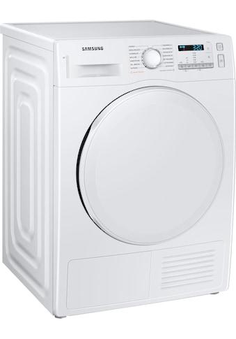 Samsung Wärmepumpentrockner »DV8FTA220DW/EG«, 8 kg, Knitterschutz kaufen