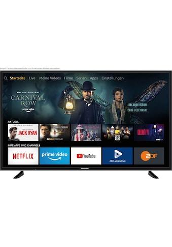 Grundig 65 VLX 7020 LED - Fernseher (164 cm / (65 Zoll), 4K Ultra HD, Smart - TV kaufen