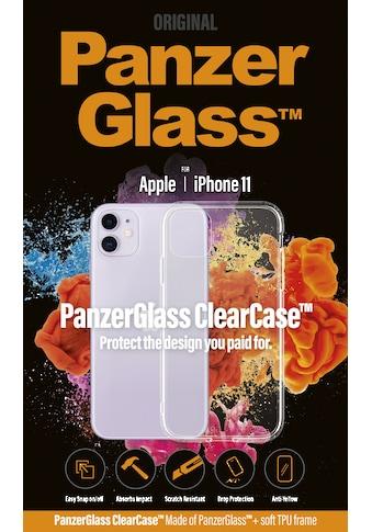 PanzerGlass Handyhülle »ClearCase für Apple iPhone 11, XR«, Cover kaufen