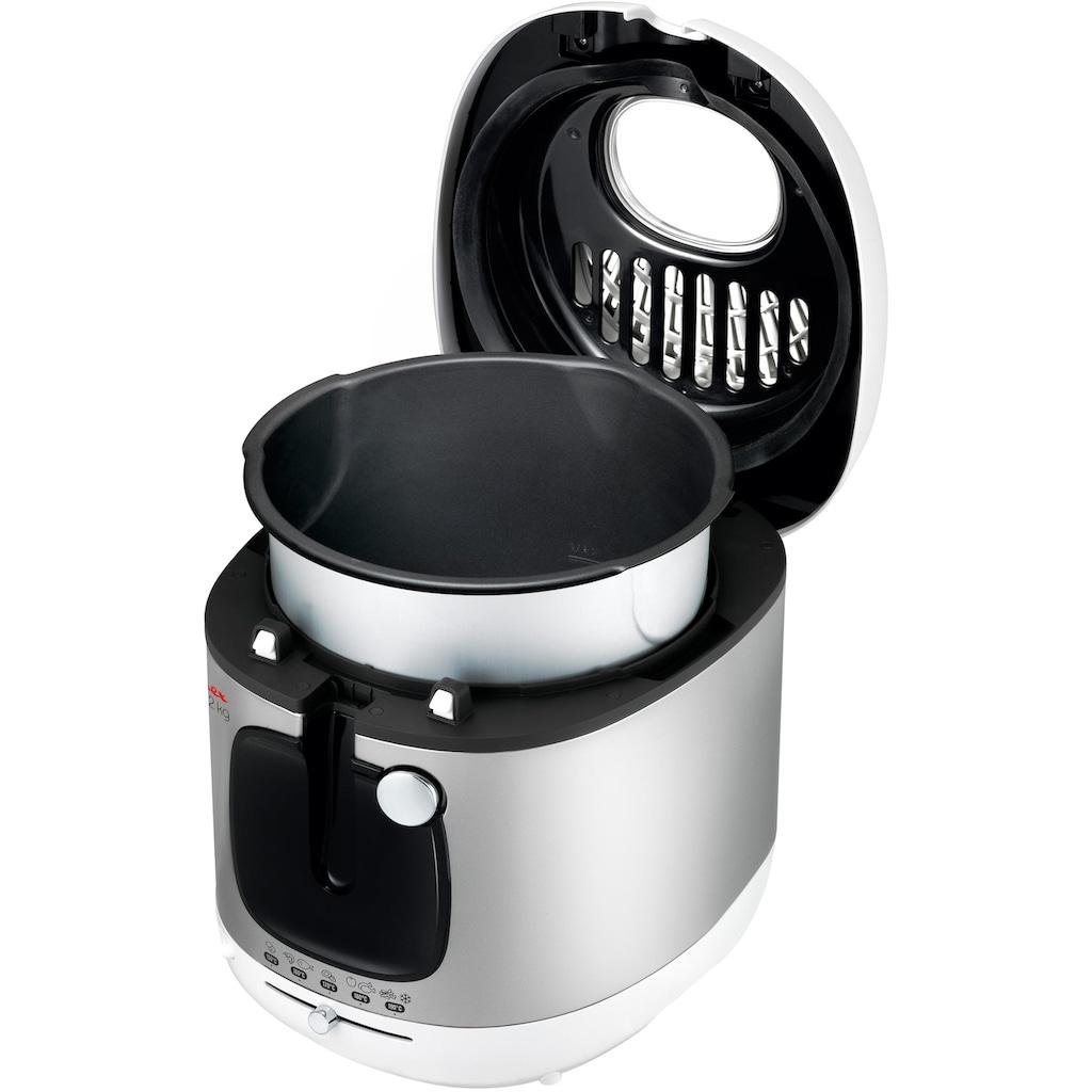 Moulinex Fritteuse »Mega AM4800«, Fassungsvermögen 2 kg