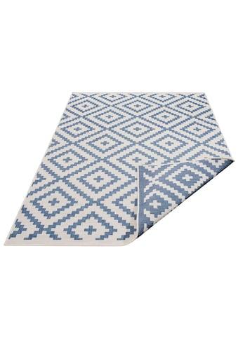 Teppich, »Ronda«, my home, rechteckig, Höhe 5 mm, maschinell gewebt kaufen