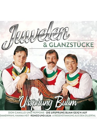 Musik-CD »Juwelen & Glanzstücke / Ursprung Buam« kaufen