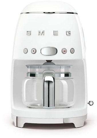 Smeg Filterkaffeemaschine »DCF02WHEU«, Papierfilter, 1x4, inkl. Permanentfilter kaufen