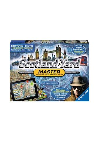 Ravensburger Spiel »Scotland Yard - Master«, Made in Europe, FSC® - schützt Wald -... kaufen