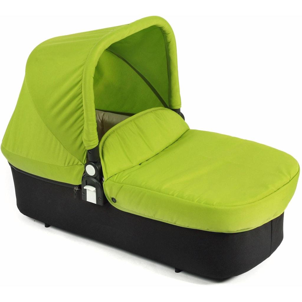 CHIC4BABY Kombi-Kinderwagen »Volare, grün-schwarz«, inklusive Sportsitz