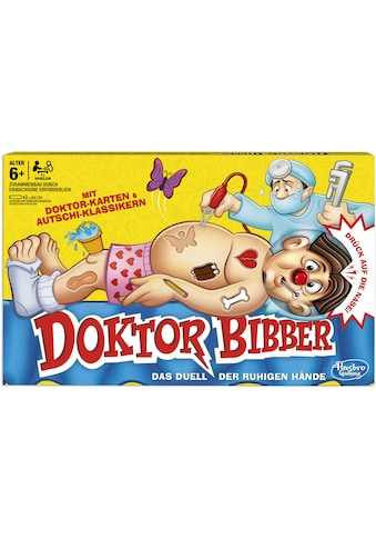 Hasbro Spiel »Hasbro Gaming, Doktor Bibber«, Made in Europe kaufen