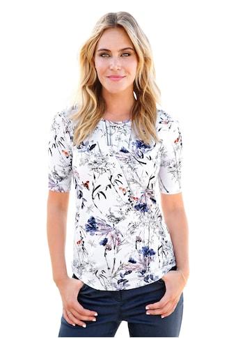 Anna Aura Rundhalsshirt »mit 1/2-Arm« kaufen