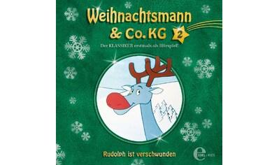 Musik-CD »(2)Original HSP TV-Rudolph Ist Verschwunden / Weihnachtsmann & Co.KG« kaufen