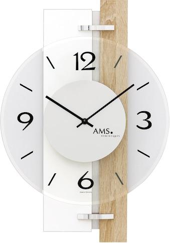 AMS Wanduhr »W9557« kaufen