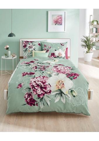 Kaeppel Bettwäsche »Euphoria«, im Blumenmuster kaufen