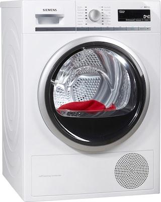 nachhaltige Waschmaschine von Siemens